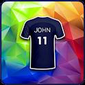 Football Jersey Maker 2017 icon