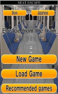 Escape from the train- screenshot thumbnail