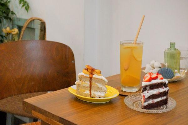 新竹階段甜點 新開幕老屋甜點店 甜點好吃 不固定菜單 文末影片