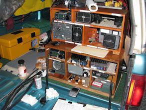 Photo: WA3PTV/R equipment