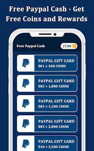 App Free Paypal Cash - Get Free Coins and Rewards APK for Windows Phone
