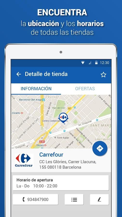 Ofertia cat logos y tiendas aplicaciones de android en google play - Ofertia folleto carrefour ...