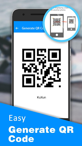 Barcode QR Scanner by GentleMan Dev Studio (Google Play, United