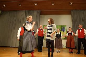 Photo: Trachtengruppe  Liestal stellt sich vor