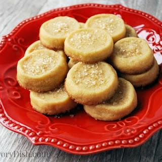 Maple Shortbread Cookies & Maple Cookbook Review.