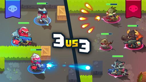 Boom Arena : Free Game MOBA Brawler Strike GO 1.11 Screenshots 1