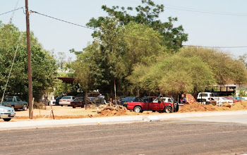 Photo: Somewhere here could the Speedy Motors on Tlokweng Road have been
