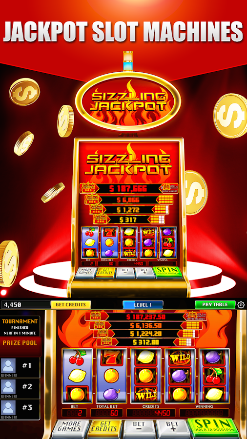 real vegas slots casino