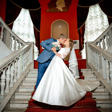 Wedding photographer Kirill Belyy (tiger1010). Photo of 24.10.2017