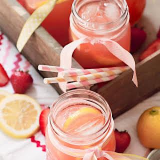 Strawberry (or Raspberry) Lemonade.