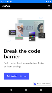 Webflow – Website Builder 1