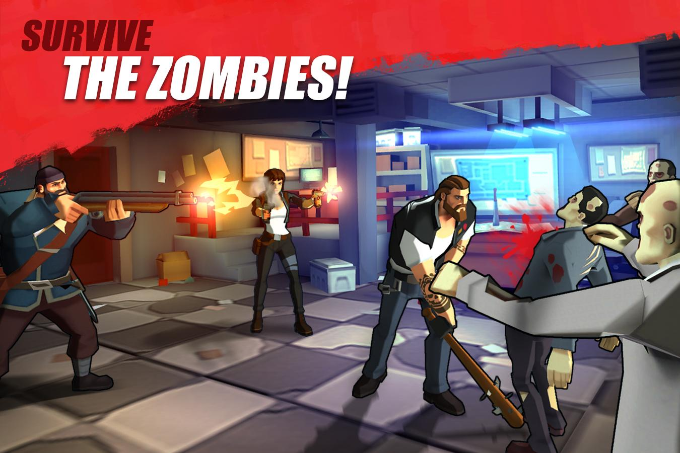 Zombie Faction - Battle Games for a New World- screenshot