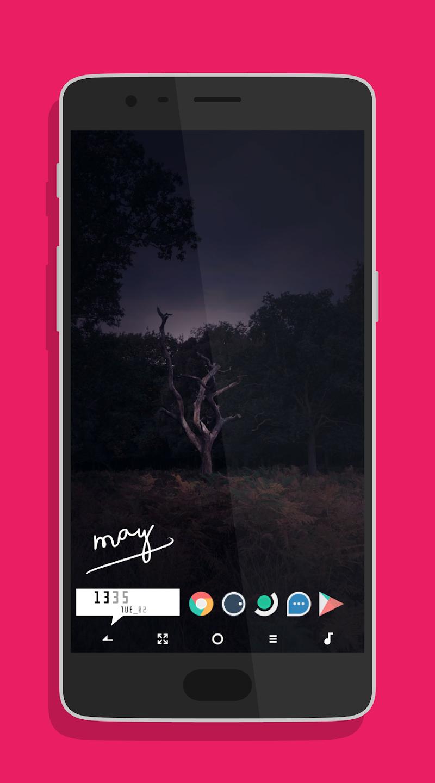 Minimalist - Icon Pack Screenshot 14