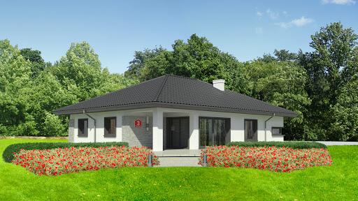 projekt Dom przy Pastelowej 3