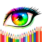 InColor - Coloring Book for Adults icon