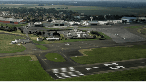 Aérodrome de Toussus-le-Noble