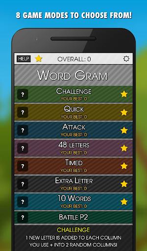 Word Gram - Free 9 screenshots 2