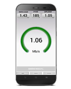 speedtest net app - náhled