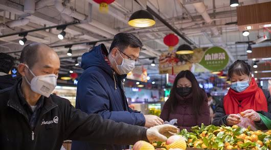 China desvela el origen del virus y no es el mercado de Wuhan