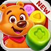 Toy Party: 재미있는 매치-3 퍼즐 게임