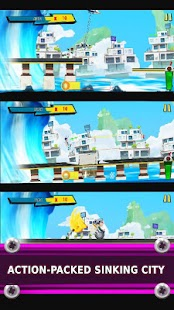 RollerBlades Survivor Tsunami screenshot