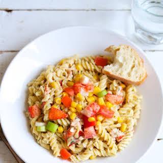 Lobster Pasta Salad Recipes.