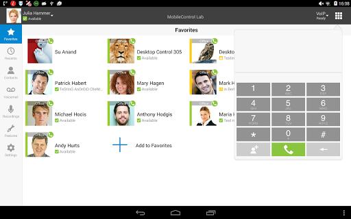 TELES MobileControl LAB Tablet