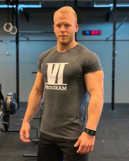 VI Program T-Shirt Herr - Large