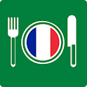 French Recipes! Free! icon