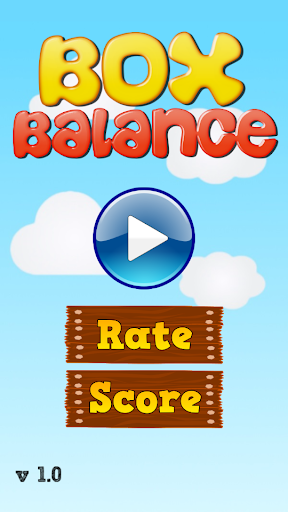 Box Balance Stacker