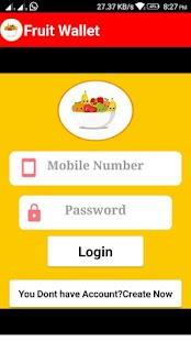 Fruit Wallet - Earn Free Paytm Cash - náhled