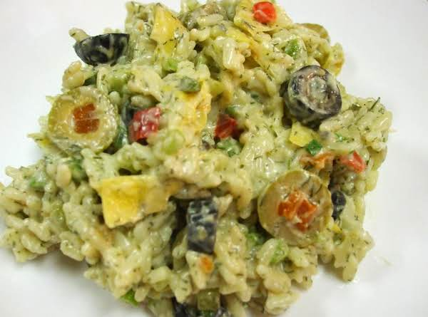 Dilly Artichoke Salad/spread