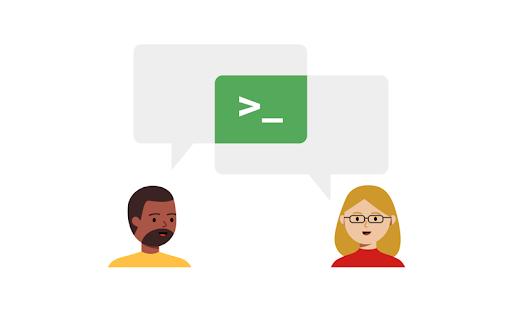 Build the developer community illustration