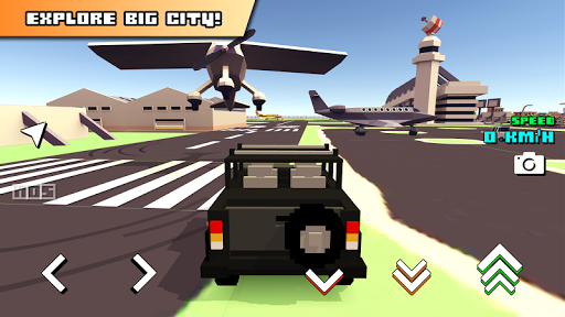 Blocky Car Racer 1.24 screenshots 8