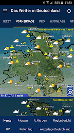 Das Wetter in Deutschland Screenshot 6