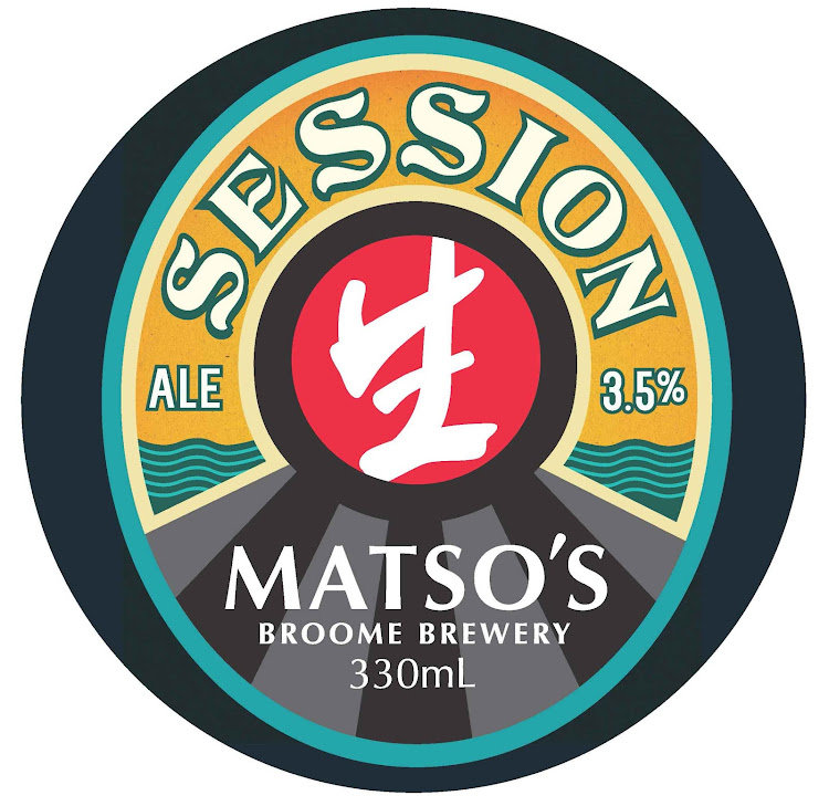 Logo of Matso's Session Pale Ale