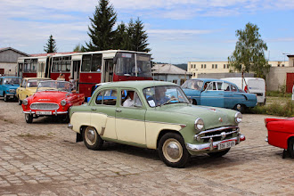 Photo: Moskvič 407 (1958 – 1963)