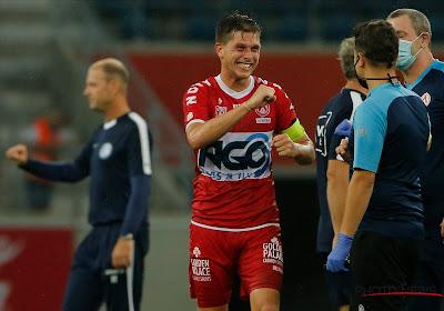 Discussie tussen Cercle en KV Kortrijk over Van der Bruggen: groen-zwart wil hem meteen