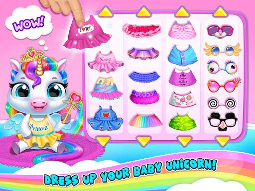 My Baby Unicorn 2 - New Virtual Pony Pet apkdebit screenshots 11