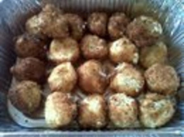Italian Cheese Balls Recipe
