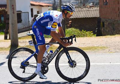 """Alaphilippe wil idee dat Lefevere bezorgd maakte niet laten varen: """"Ik ga nog heel vaak de Ronde rijden"""""""