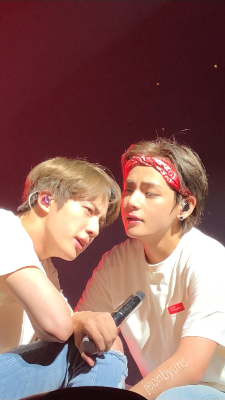 v and jin