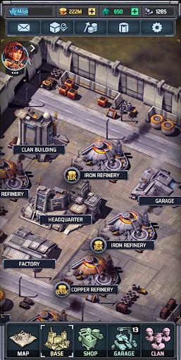 Idle War u2013 Tank Tycoon 0.4.3 screenshots 4