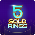 5 Gold Rings UK icon