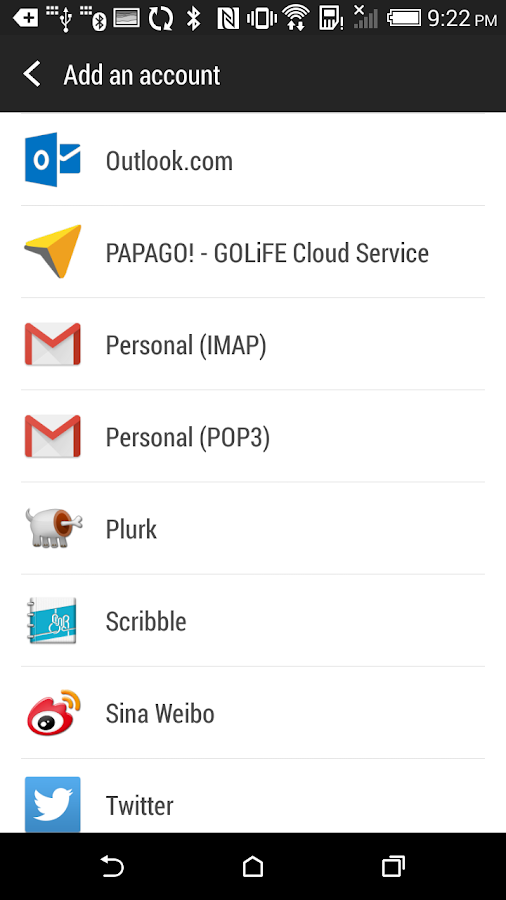 PAPAGO - GOLiFE Cloud Service- screenshot