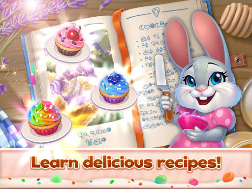 Sweet Escapes: Design a Bakery with Puzzle Games modavailable screenshots 14