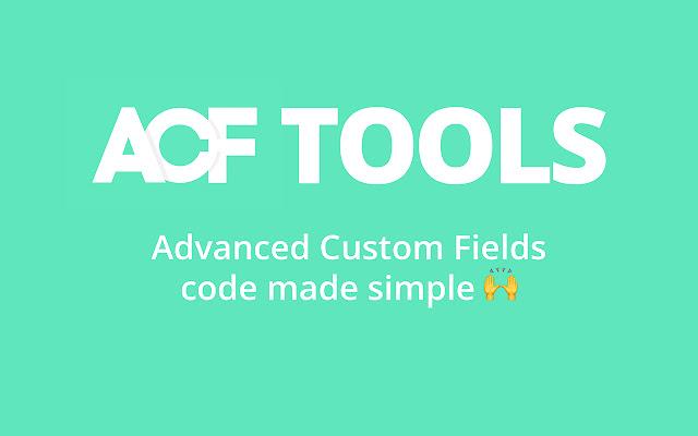 ACF Tools