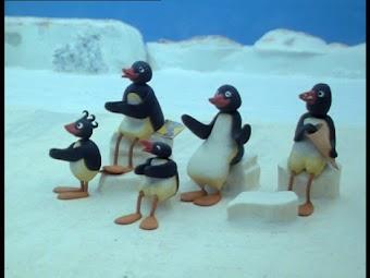 Pingu & Pinga Play Circus