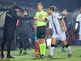 """Guillaume Gillet: """"Incapable de dire si le ballon a franchi la ligne"""""""