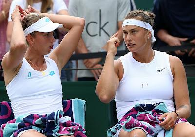 Elise Mertens naar halve finale van dubbelspel op Australian Open
